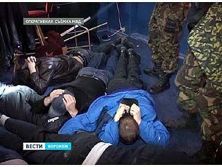 Воронежские полицейские закрыли казино на Левом берегу