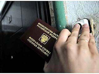 Воронежские приставы пообещали испортить должникам праздник
