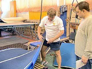 Воронежские прыгуны в воду и батутисты получили новый спортивный инвентарь