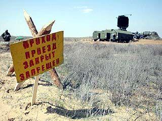 Воронежские ракетчики оттачивают мастерство на полигоне Ашулук