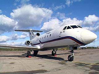 Воронежские самолеты пополнят авиапарк правительства Москвы