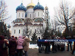 Воронежские школьники побывали в крупнейшем монастыре России