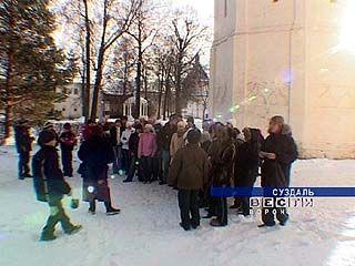 Воронежские школьники побывали в Суздале