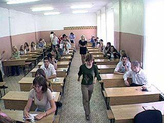 Воронежские школьники впервые сдают аудиотест по иностранному языку