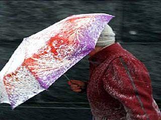 Воронежские синоптики прогнозируют мокрый снег, ветер, гололедицу и резкое похолодание