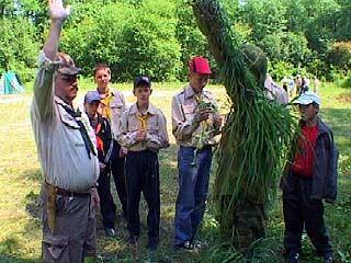 Воронежские скауты отправились в Англию