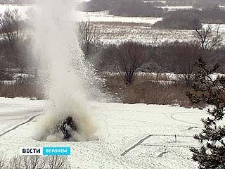 Воронежские спасатели начали готовиться к весеннему паводку