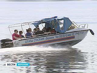 Воронежские спасатели перешли на режим повышенной готовности