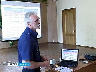Воронежские спасатели стали проводить лекции по гражданской обороне