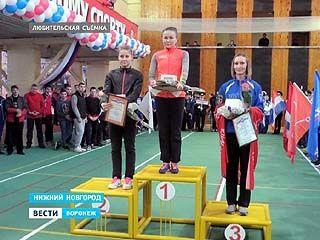 Воронежские спортсменки приехали с медалями с соревнований Кубка МЧС России