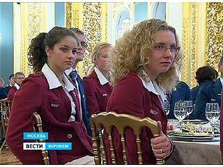 Воронежские спортсмены отправились на паралимпийские игры