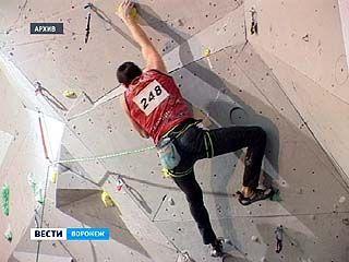 Воронежские спортсмены покоряли вершины Российского Кубка по скалолазанию