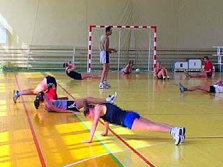 Воронежские спортсмены вернулись к тренировкам