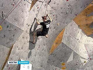 Воронежские спортсмены заслужили места в десятке сильнейших скалолазов мира