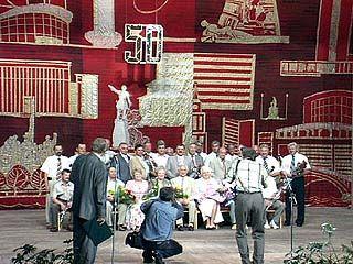 Воронежские строители примут досрочные поздравления