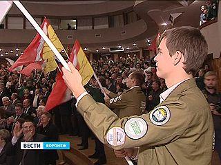 Воронежские студенческие стройотряды отмечают полувековой юбилей своего движения