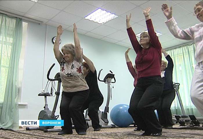 Воронежские центры соцзащиты устроили праздник для пожилых горожан