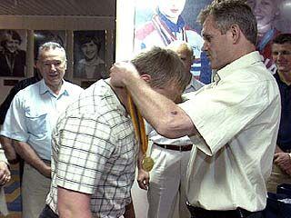 Воронежские тяжелоатлеты вернулись с чемпионата ЦФО в Брянске