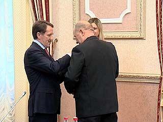 Воронежские ученые принимали награды