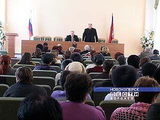 Воронежские ученые встретились со старшеклассниками