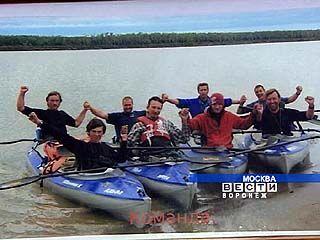 Воронежские учёные отправились на Аляску