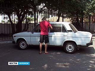 Воронежские угонщики поддержали отечественного производителя