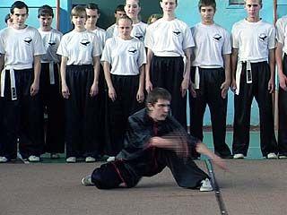 Воронежские ушуисты взяли бронзу на Чемпионате России