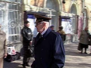 Воронежские ветераны примут участие в параде ко Дню Победы в Москве