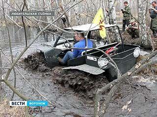 Воронежские вездеходы пока не летают
