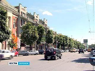 Воронежские власти решили избавить город от рекламных перетяжек