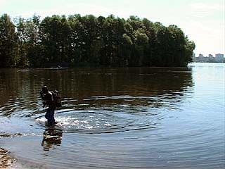 Воронежские водолазы начали отмечать 100-летие Кусто