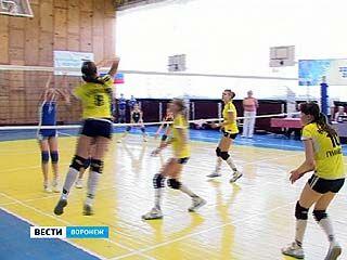 Воронежские волейболистки не оправдали ожиданий