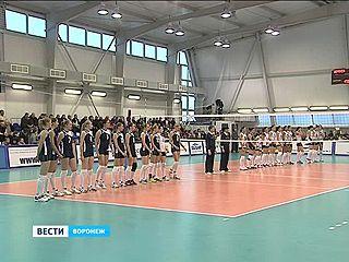 Воронежские волейболистки уступили соперницам в первом матче суперлиги
