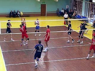 Воронежские волейболисты открыли сезон