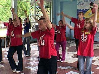 Воронежские вожатые продемонстрируют творческие способности