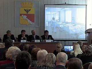 Воронежские врачи подвели итоги 2009 года