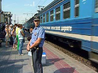 Воронежские железнодорожники усилили бдительность