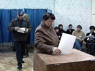 Воронежских избирателей знакомили с новым законодательством
