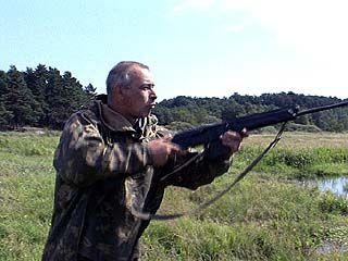 Воронежских охотников лишили лицензии