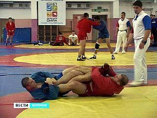 Воронежским спасателям предстоит показать своё мастерство на борцовском ковре