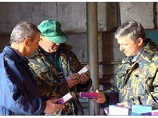Воронежскими спецслужбами задержана крупная партия контрабанды