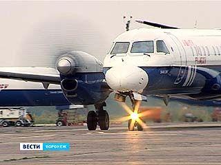 Воронежский аэропорт на грани транспортного коллапса