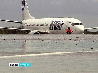 Воронежский аэропорт впервые принял среднемагистральный самолёт