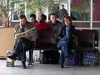 Воронежский аэропорт временно закрыт по метеоусловиям