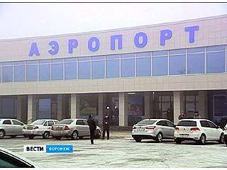 Воронежский аэропорт закрыт из-за погодных условий