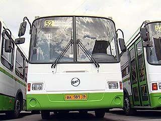 Воронежский автопарк вырастет на 18 автобусов