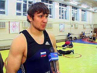 Воронежский борец Александр Анучин в запасе олимпийской сборной России