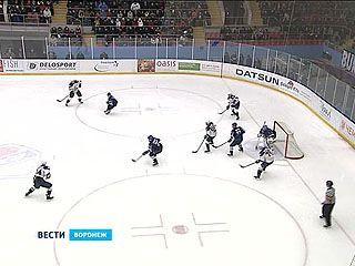"""Воронежский """"Буран"""" одолел соперников из Нижегородской области"""