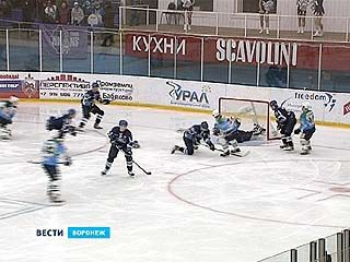 """Воронежский """"Буран"""" порадовал болельщиков удачной игрой"""