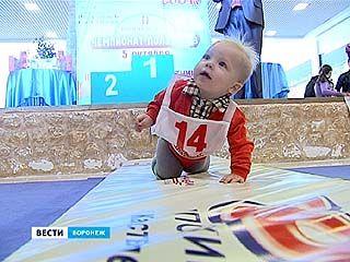 Воронежский Чемпионат Ползунков: победитель преодолел 7 метров за 19 секунд